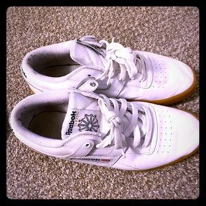 Reebok shoes , used , good condition